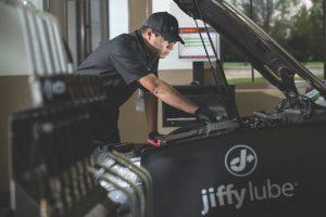 Jiffy Lube Oil Change